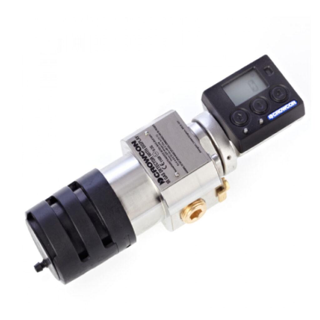 Crowcon IRmax, ATEX zertifizierte Gassensoren mit Infrarot-Messverfahren, mit oder ohne Display