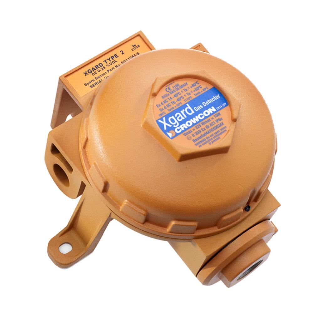 Crowcon XGard Typ 2 und Typ 5, ATEX zertifizierte Gassensoren