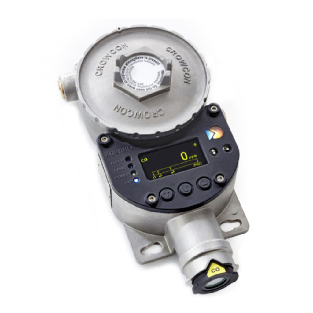 Crowcon XGard IQ, ATEX zertifizierte Gassensoren