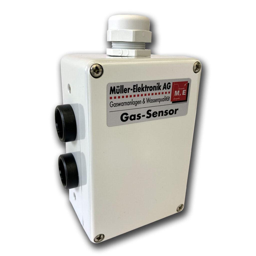 Die ME1250 Gassensoren sind eine Serie von Gasdetektoren zur Überwachung von explosiven, toxischen oder erstickenden Gasen. Der ME1250 wird für den Personen- und Sachschutz eingesetzt, zur Alarmierung und Evakuation, Leckerkennung und Lüftungsansteuerung. Der Gassensor für Abgasmessung hat ein ABS Kunststoff Gehäuse.