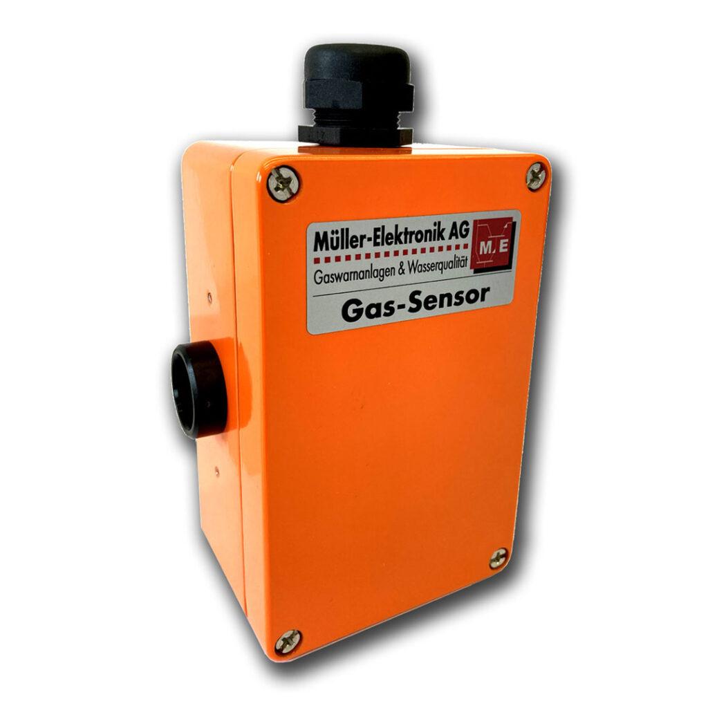 Die ME1250 Gassensoren sind eine Serie von Gasdetektoren zur Überwachung von explosiven, toxischen oder erstickenden Gasen. Der ME1250 wird für den Personen- und Sachschutz eingesetzt, zur Alarmierung und Evakuation, Leckerkennung und Lüftungsansteuerung. Die Gassensoren haben standardmässig ein Aluminium Gehäuse, optional auch im grauen ABS Kunststoffgehäuse.