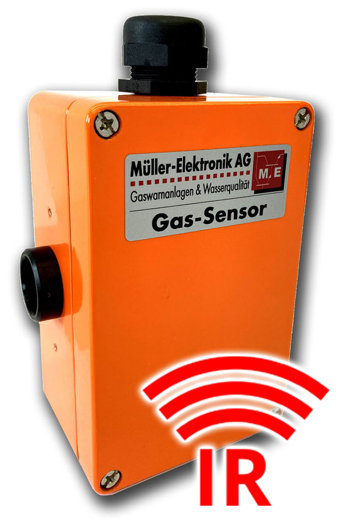 Gassensor Ethanol UEG IR