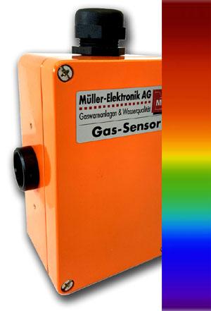 Gassensor Propan IR