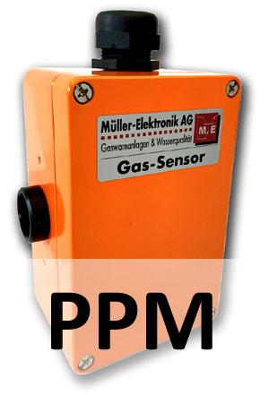 Gassensor Wasserstoff PPM