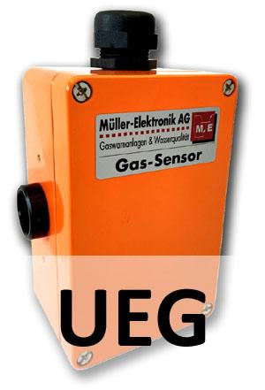 Gassensor Wasserstoff UEG