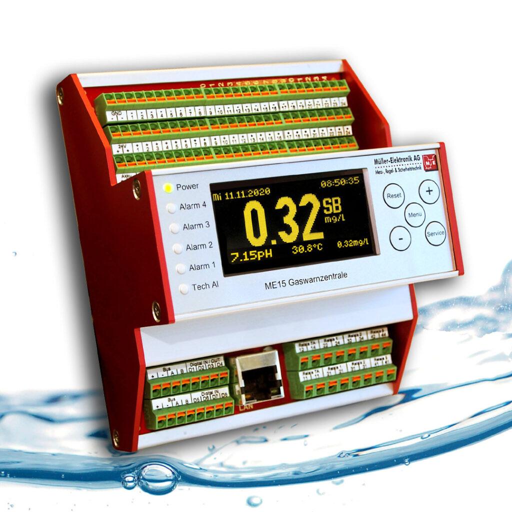 Wasser Controller ME 15