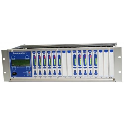 Gaswarnzentralen von Crowcon: Gasmonitor Plus Control Panel