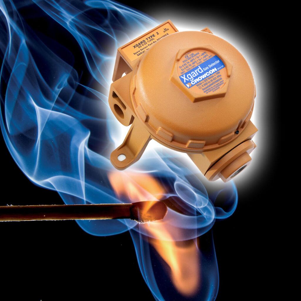 Wenn Menschenleben und Eigentum in Gefahr sind und Sie vollkommen zuverlässige ATEX Gaswarngeräte benötigen, sind die Gas-Sensoren von Crowcon die beste Wahl.