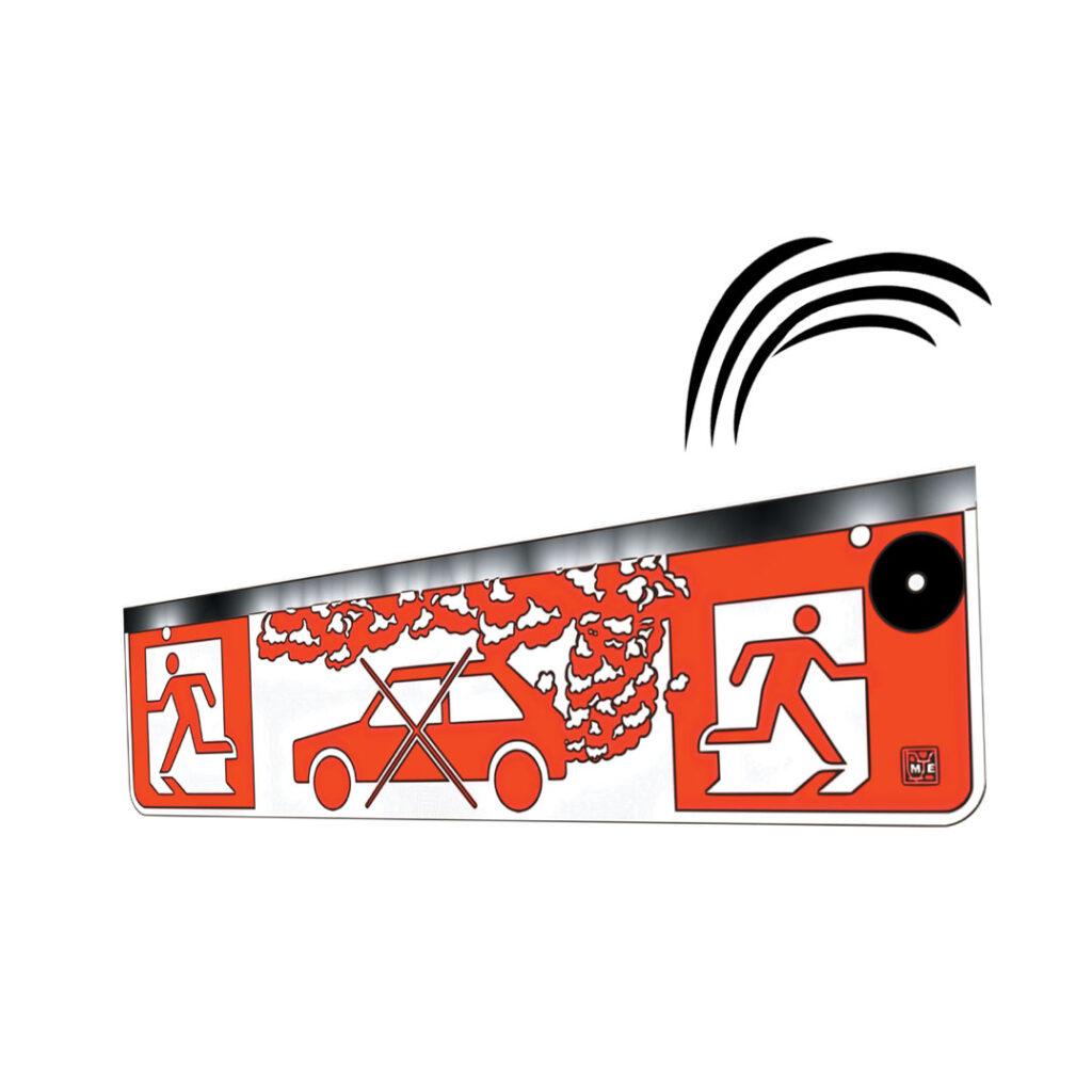 Folgende LED Warnleuchten werden von Müller-Elektronik AG und sind ab Lager lieferbar. Die Piktogramme sind in grau, und leuchten rot. Benutzerdefinierte Grössen und Piktogramme können auf Anfrage produziert werden.