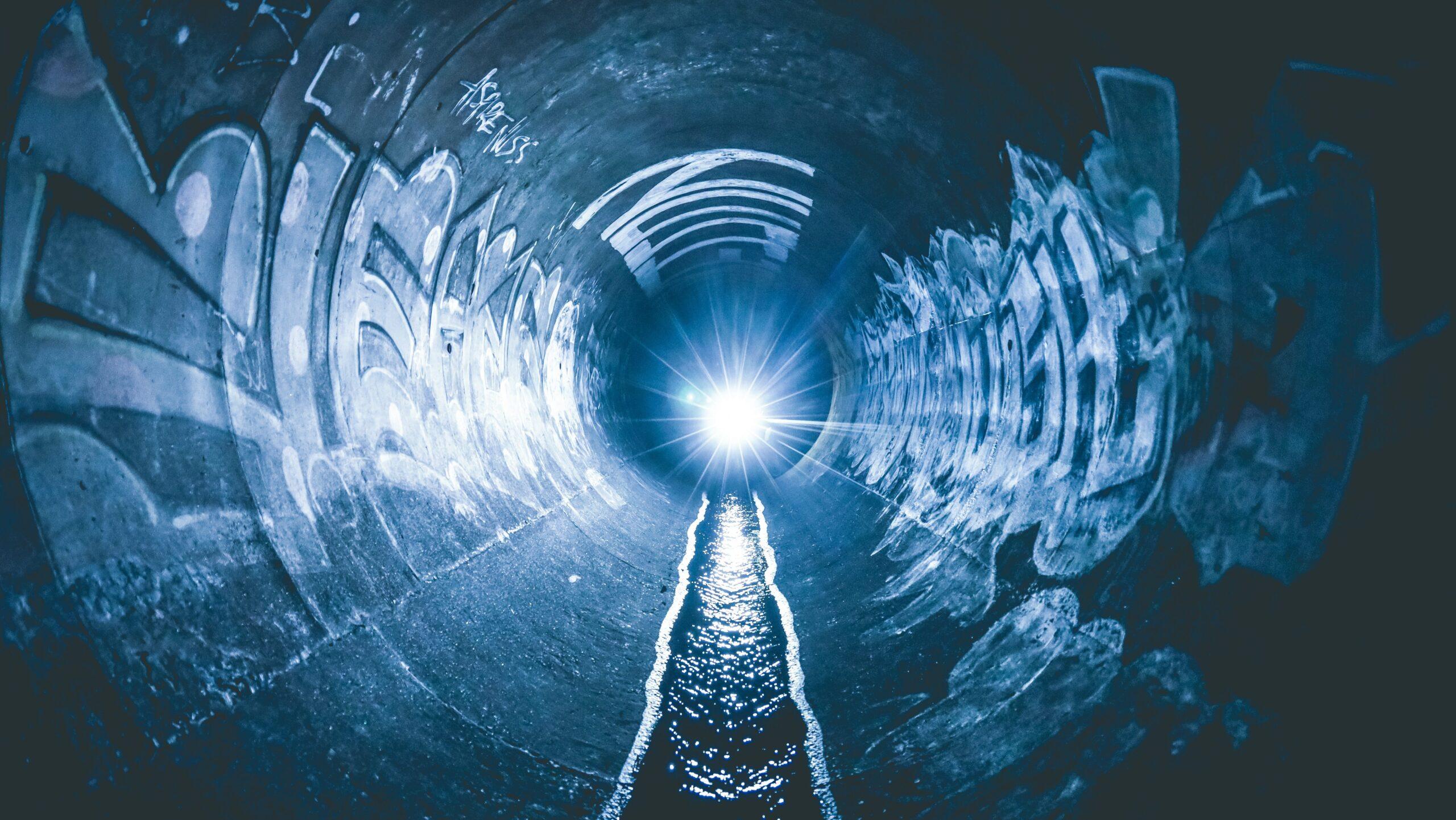 Kanal- und Tunnelarbeiten erfordern eine Gasmessung zum Schutz von Personal