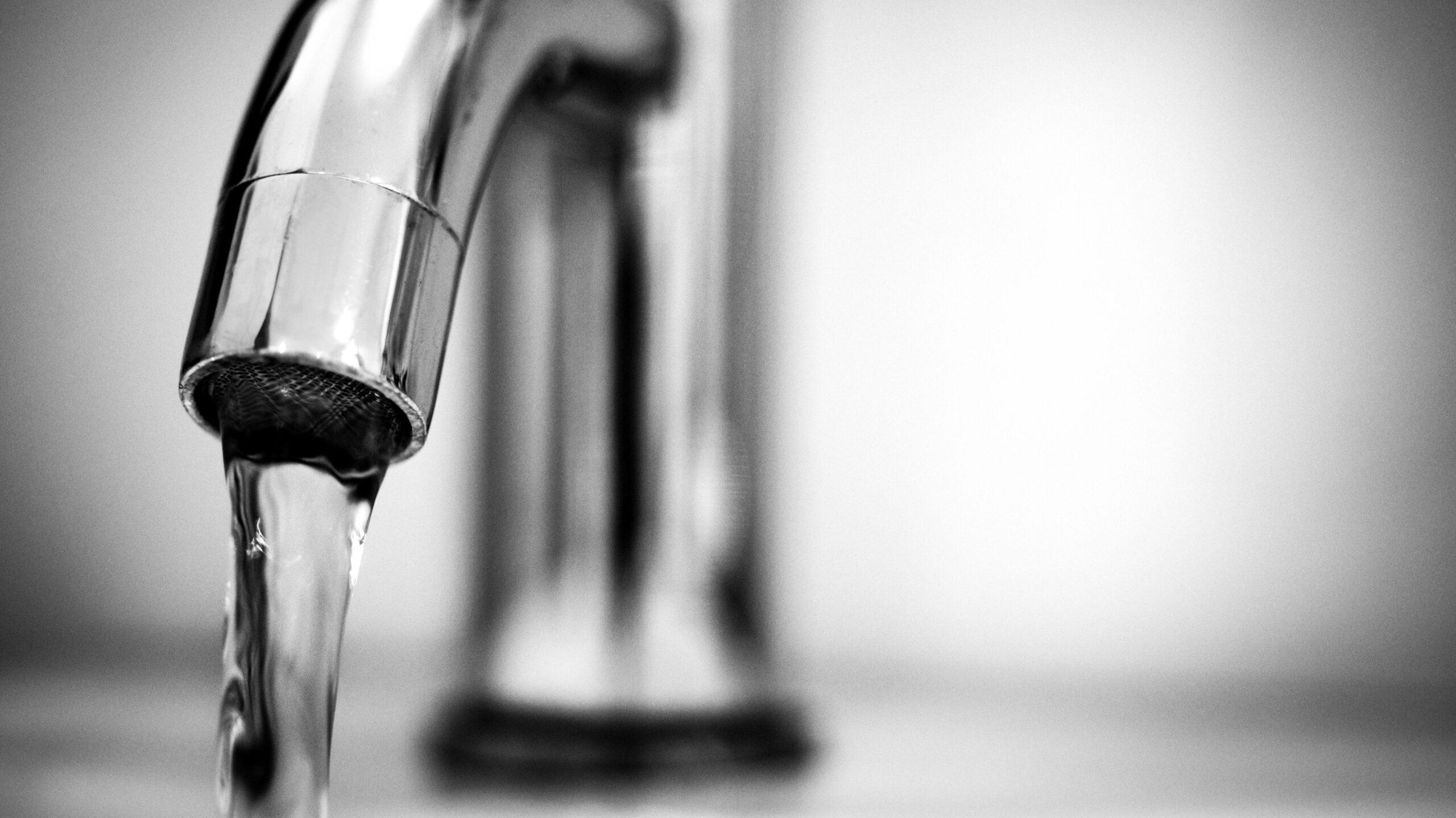 In der Frischwasserversorgung kommt oft Ozon zur Entkeimung zum Einsatz.