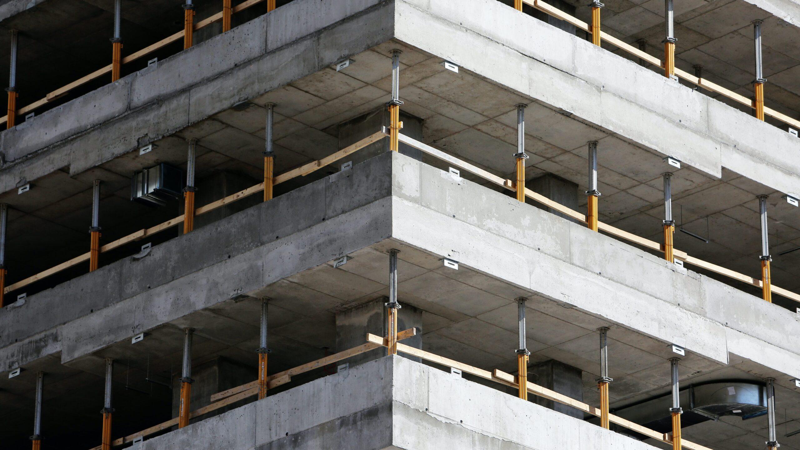 Zementproduktion stösst CO2 aus